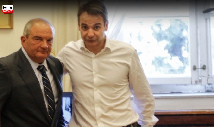 Rothschild's Economist: Papandreou didn't cook the books of the Greek state but…COSTAS KARAMANLIS.