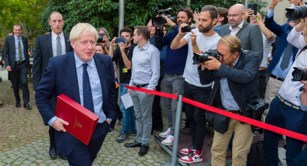 Brussels Issues One Week Deadline for Revamped Version of Johnson's Brexit Deal – Reports