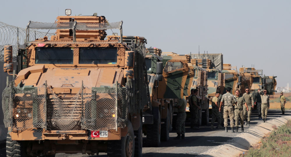 Live Updates: Turkey Continues Op in Syria, Clashing With Kurdish-Led Militia