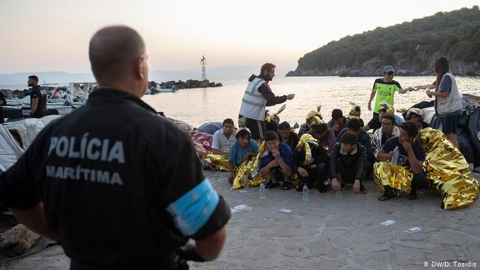 Greece wants Turkey to take 10,000 migrants after deadly fire