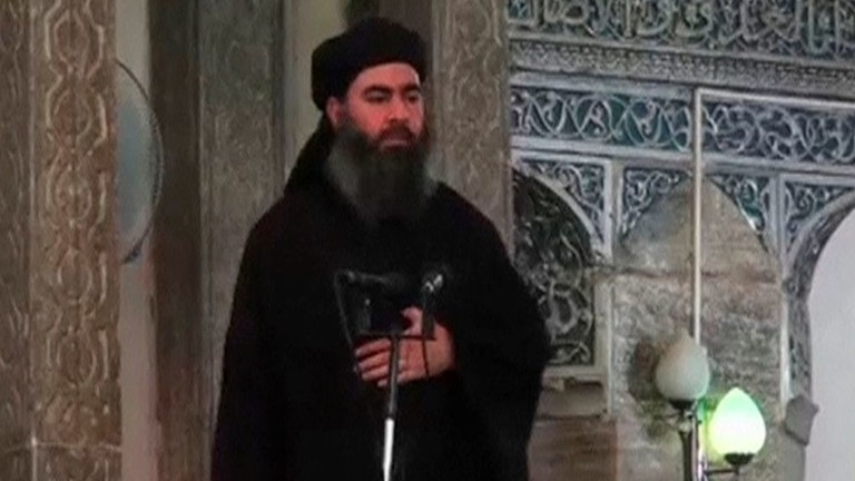 FAKE NEWS: 'Disposal complete': ISIS chief al-Baghdadi buried at sea, like bin Laden, but photo & video proof remains classified – Pentagon