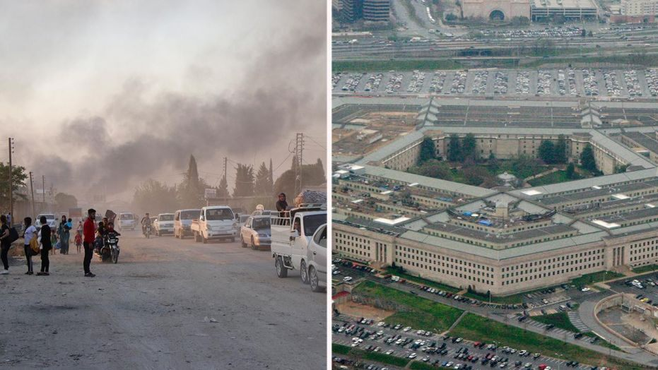 US to move about 50 ISIS fighters from Syria to Iraq amid Turkish assault, officials say