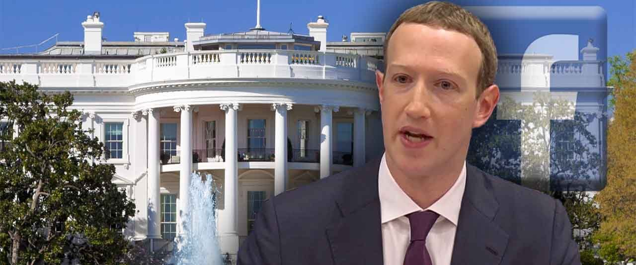 Zuckerberg says if Warren becomes president, Facebook would sue U.S. gov't: 'You go to the mat and fight'