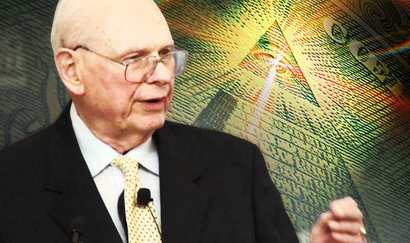 The 'Illuminati' is REAL and secretly running our world claims former DEFENCE MINISTER