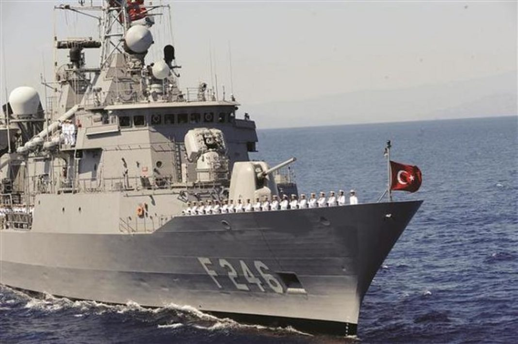 Turkey Issues NAVTEX off Cyprus and Limnos Island in Greece