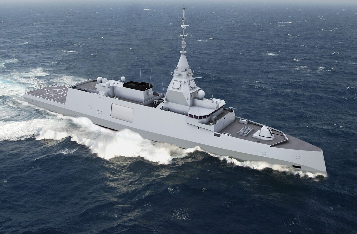 Greece, France open talks on 'Belharra' frigate buy