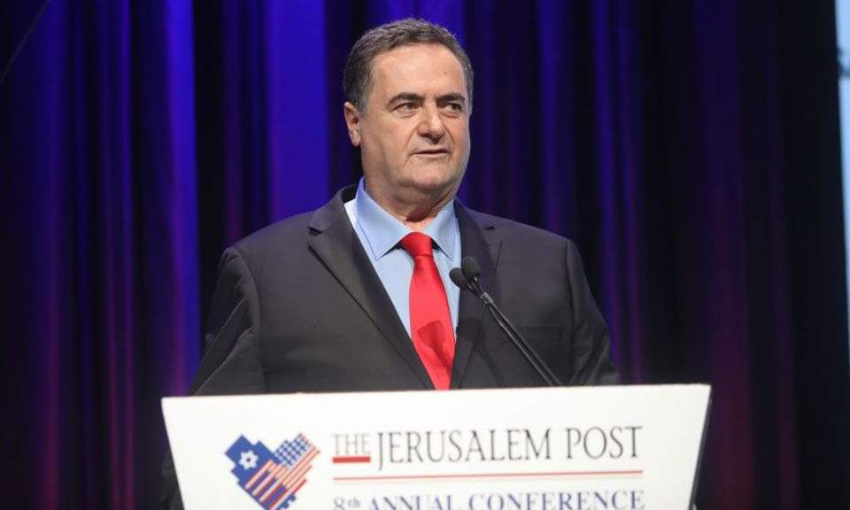 Israeli foreign minister in Greece on two-day visit
