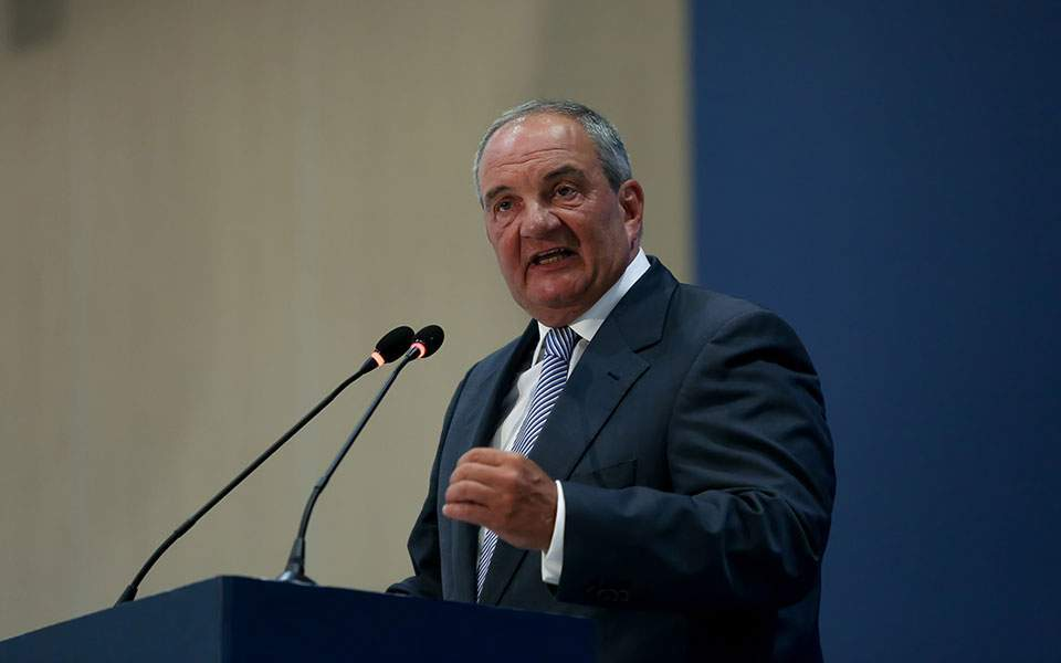 Ex-PM Karamanlis warns Greece faces major challenges