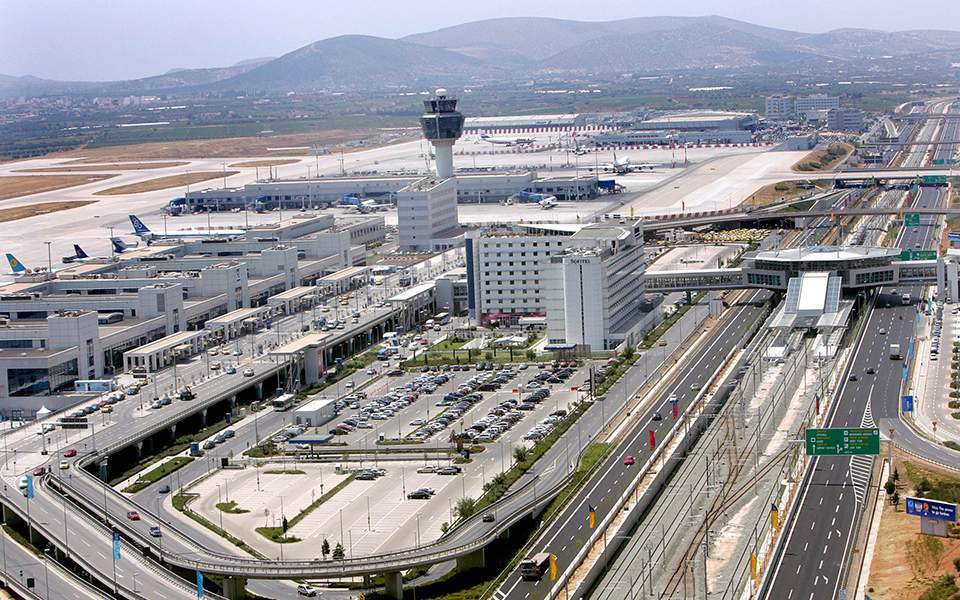 Greece receives ten expressions of interest in sale of Athens airport stake