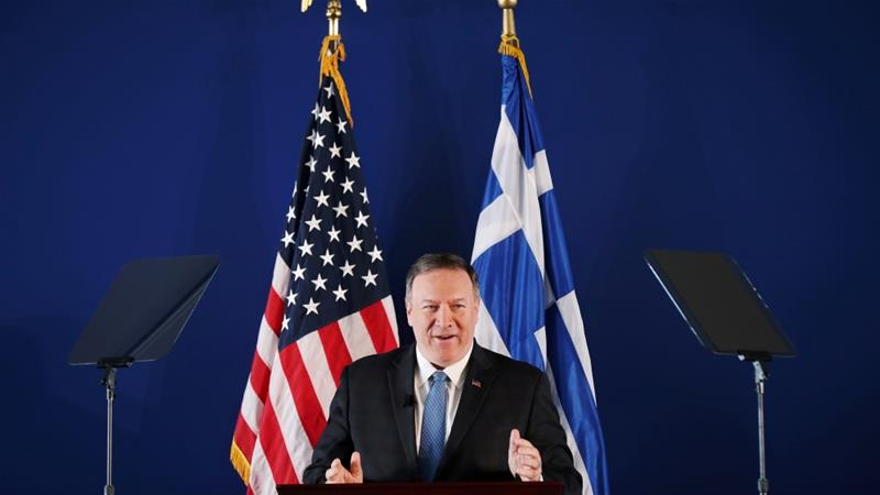 US, Greece hail strategic relationship after signing defence deal