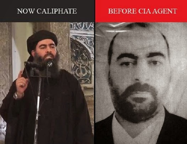 ISIS Leader 'Al-Baghdadi' is 'Jewish Mossad Agent' Named Simon Elliot – VIDEO, PHOTOS