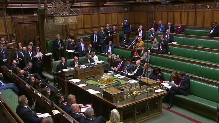 December election plan clears first hurdle. MPs close to backing December election as bill clears first hurdle