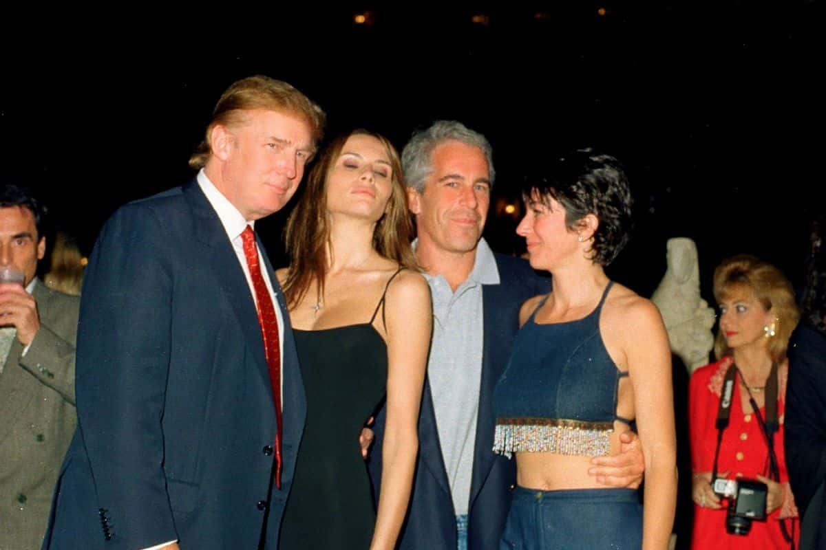 Former Israeli Intel Official Claims Jeffrey Epstein, Ghislaine Maxwell Worked for Israel