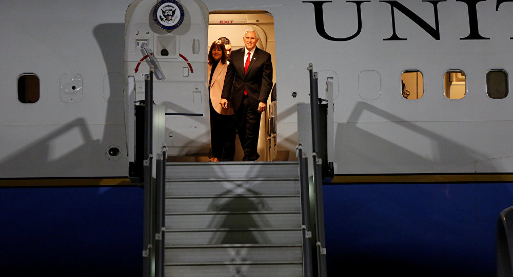 US Vice President Pays Unexpected Visit to US Military Base in Iraq, Meets President of Kurdistan