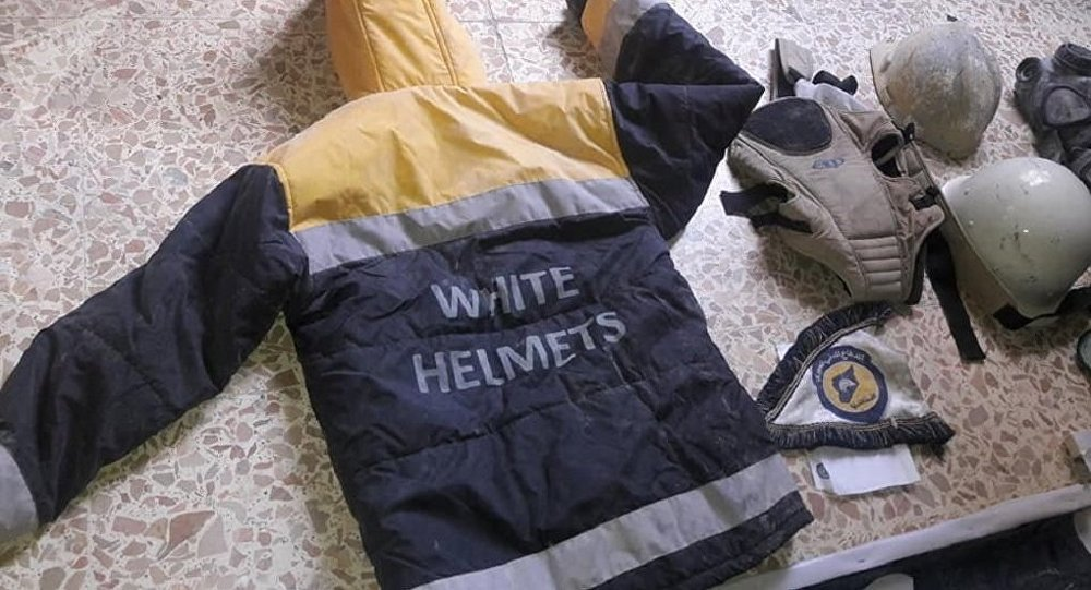 Founder of 'White Helmets' James Le Mesurier Found Dead in Istanbul
