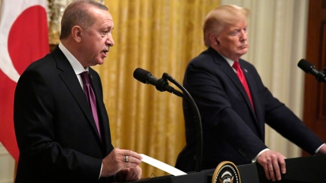 Trump Bows to Erdogan Again: Where Does this Leave Greece?