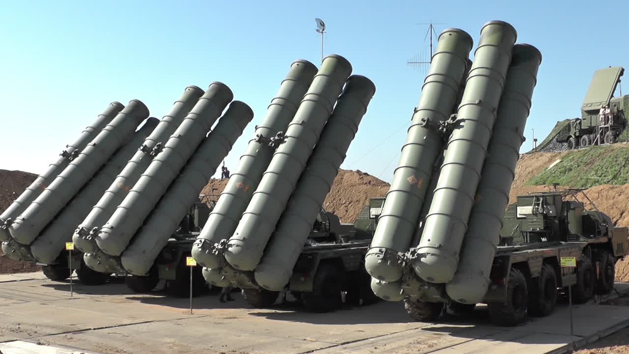 Turkey purchased S-400s to use them, not put them aside: official