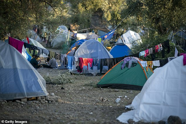Greece's overcrowded migrant camps are 'on the edge of catastrophe' and ready to 'explode' European human rights chiefs warn