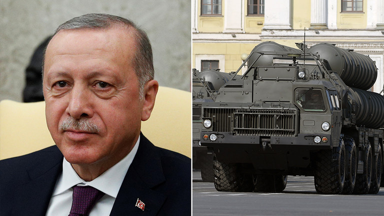 Turkish President Erdogan says he 'can't harm relations with Russia' by ditching S-400 on Trump's demand