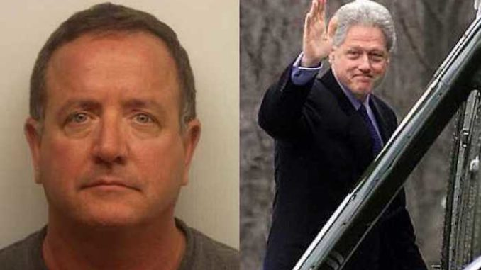 Bill Clinton's Former Marine One Test Pilot Arrested On Pedophilia Charges