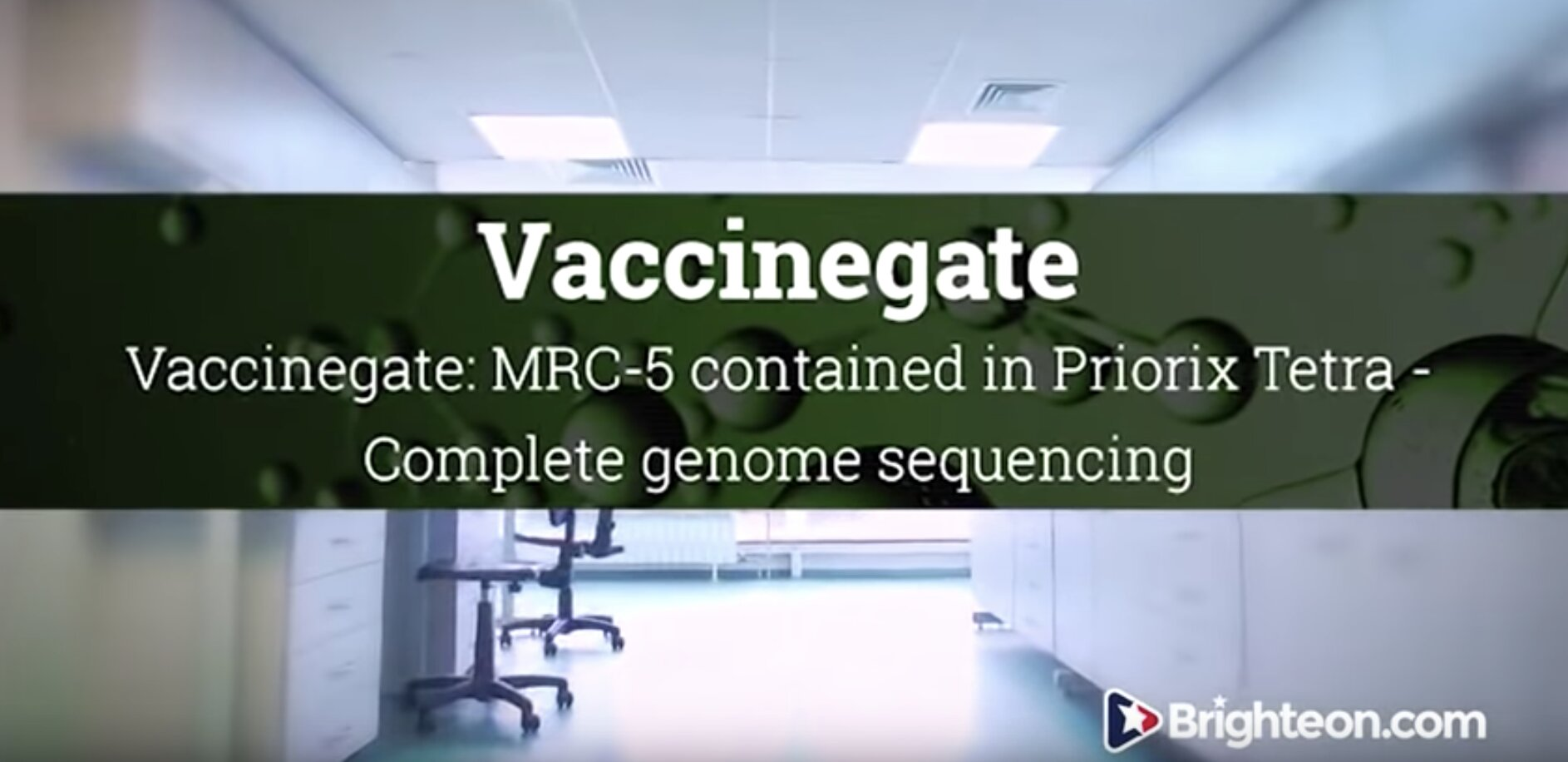 VACCINE HOLOCAUST! – Cancer genes are engineered into vaccines