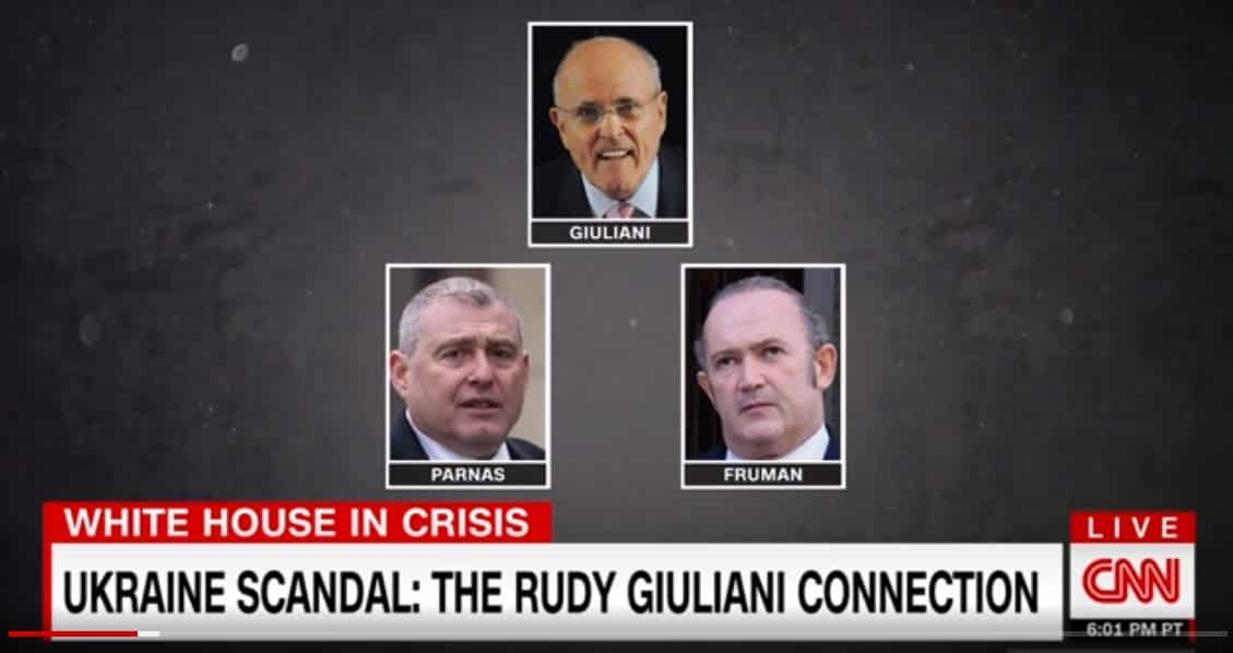 Is Giuliani Heading a Kosher Nostra Mob Faction? Read the CNN Report: