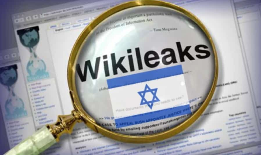 Wikileaks Fakery Parade: Assange to Die in Prison Then Join Epstein in Israel