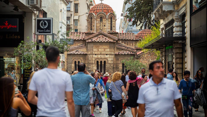 Greece on the mend as debt rehabilitation gathers pace