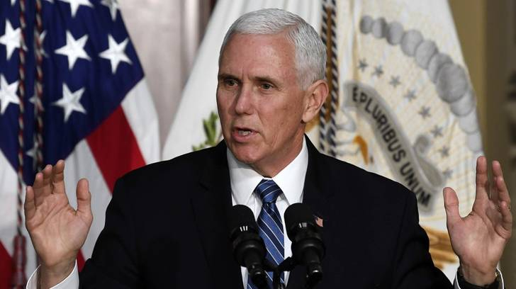 'FAKE NEWS': Pence team denies anonymous op-ed author claim about 25th Amendment