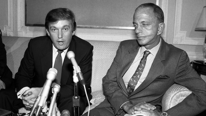 FBI releases files on President Trump's late lawyer/MAFIA BOSS, Roy Cohn