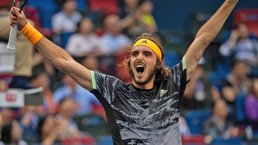 Stefanos Tsitsipas Wins Biggest Title of His Career