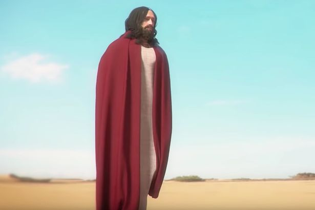 'I am Jesus Christ' lets gamers play through being crucified and fight Satan