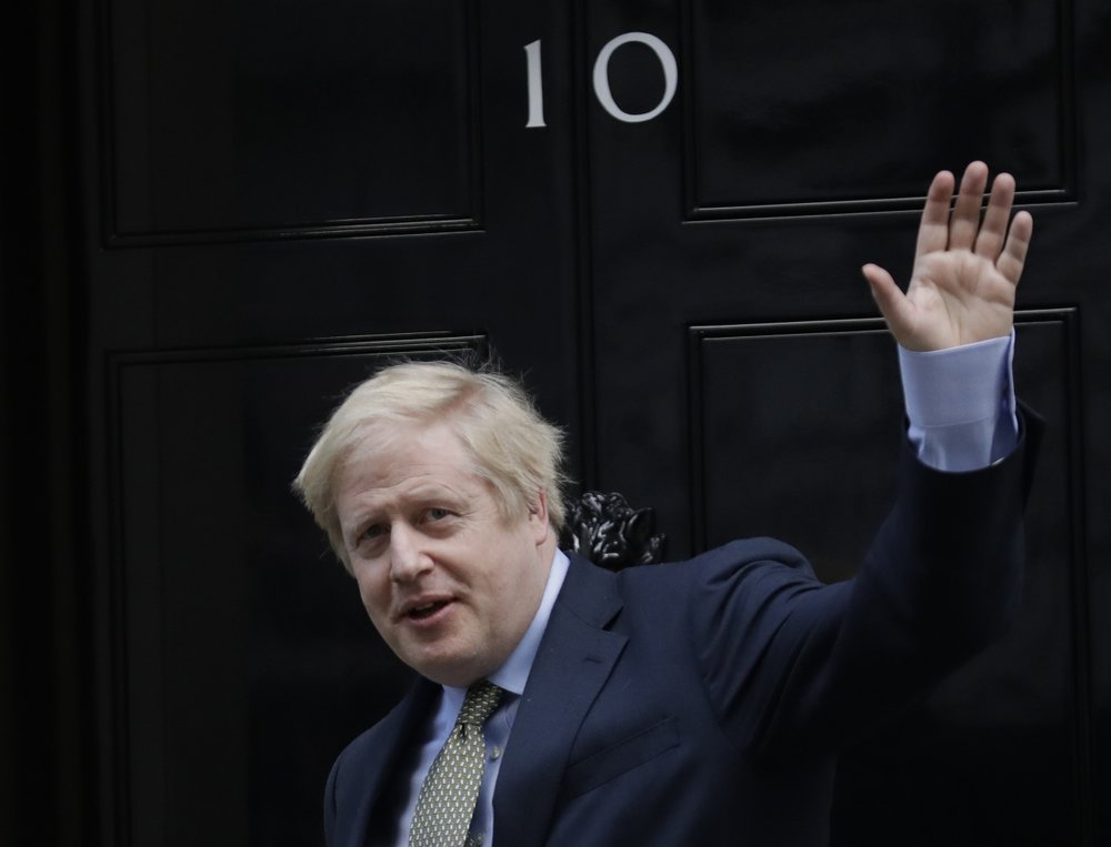 BREXIT GAMBLE PAYS OFF FOR BORIS JOHNSON… FINALLY: CLEAR MAJORITY…