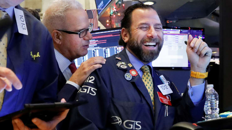 Global stock markets gained $17 trillion in value in 2019