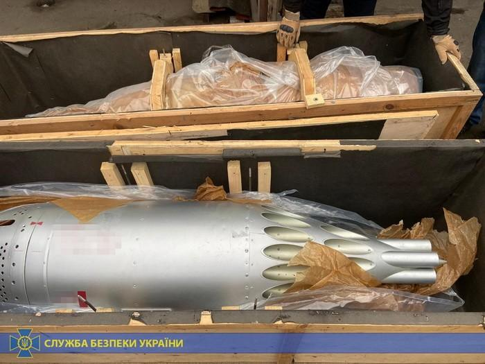 Security operatives in Ukraine foil attempt to smuggle Su25 fighter jet components to Russia