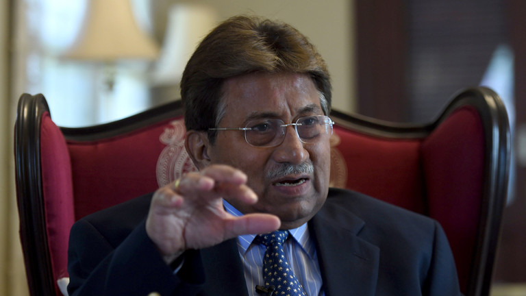 Pakistan special court sentences former President Pervez Musharraf to death in high treason case