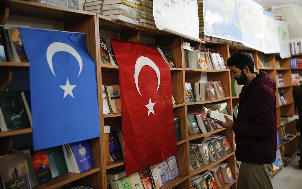 Uighur militants in Syria look to Zionism as model for their homeland