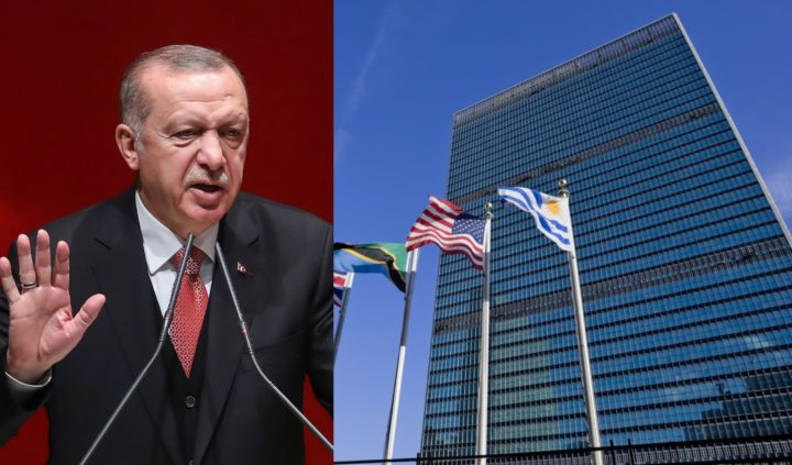 Turkey Sends Controversial Accord with Libya to United Nations