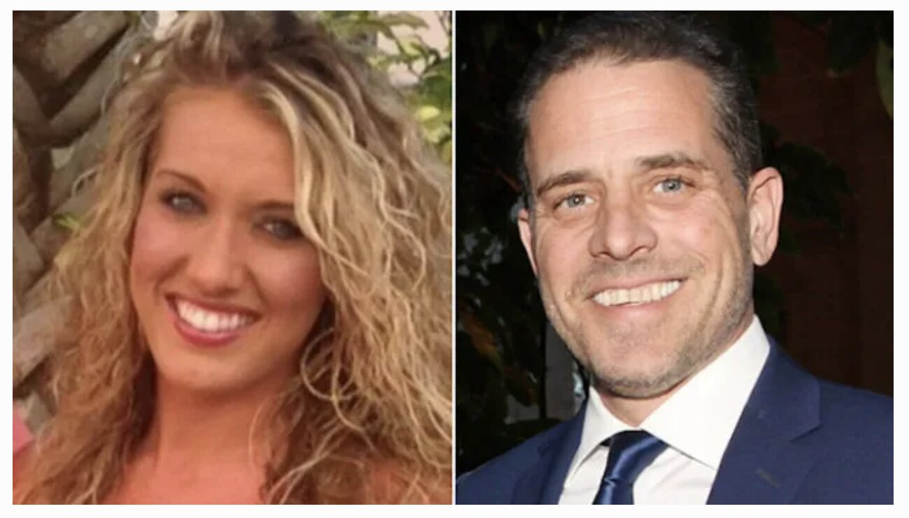 Hunter Biden's 'Baby Mama' Demands He Tell Court How Many Millions He Made In Ukraine and China