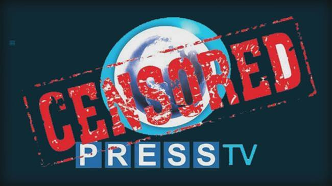Internet users shocked by new Google ban on Press TV