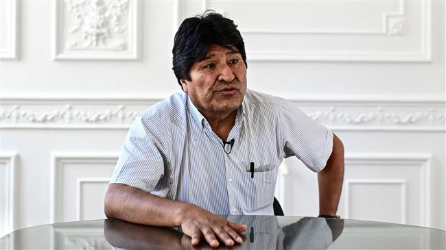 US orchestrated 'coup' to tap Bolivia's lithium: Morales