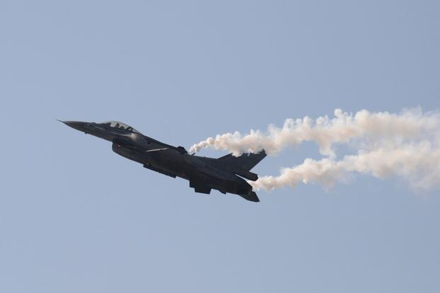 Greece Deal with Lockheed Seals Major Air Force Upgrade