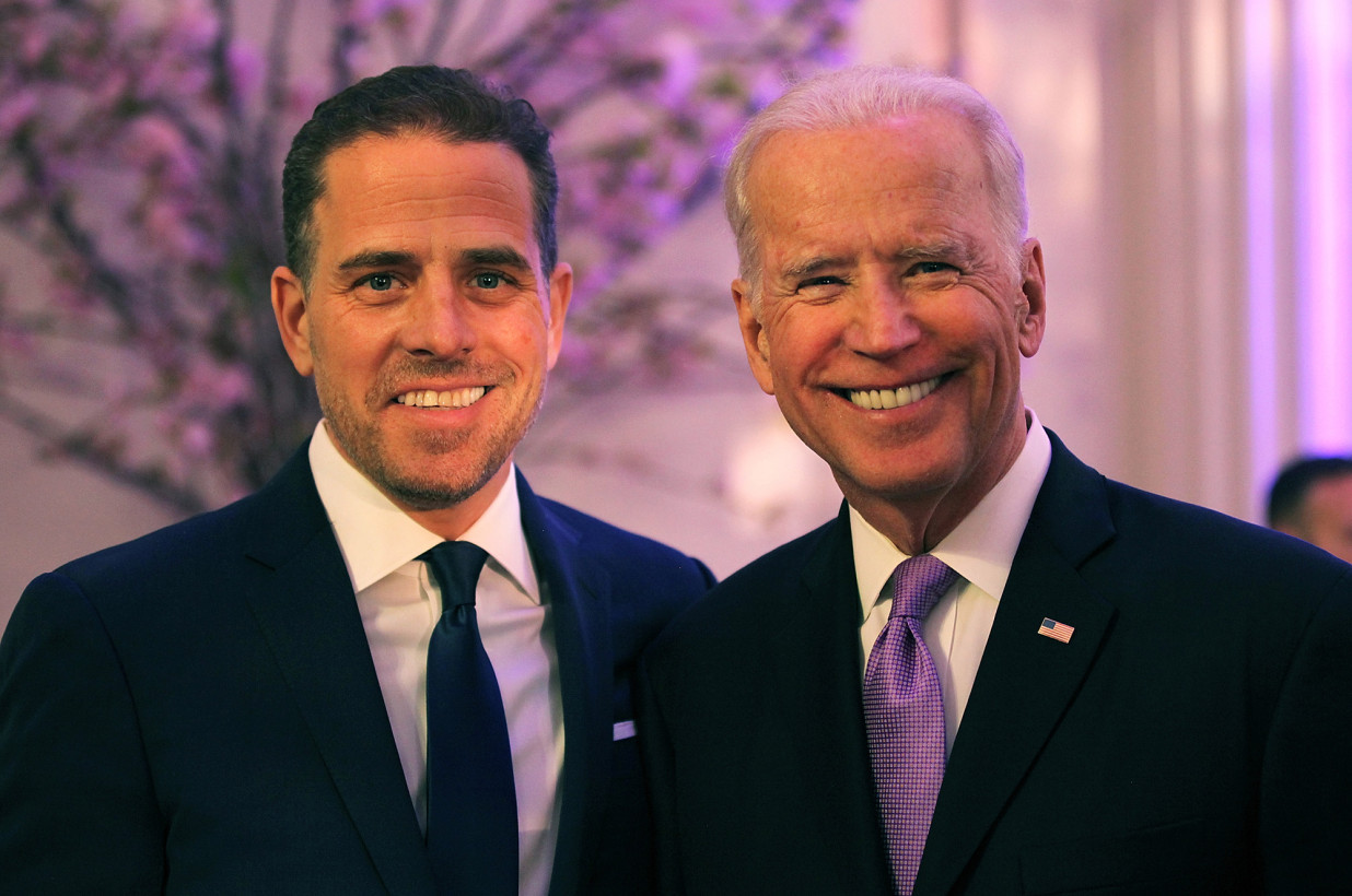 Private-eye firm claims Hunter Biden is linked to multiple criminal probes