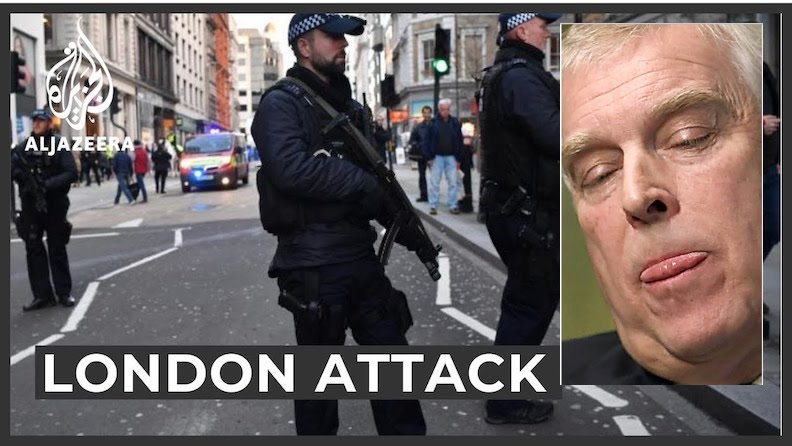 London Bridge Stabbing: A False Flag Terror Ops to Distract Attention Away from Prince Andrew Scandal?