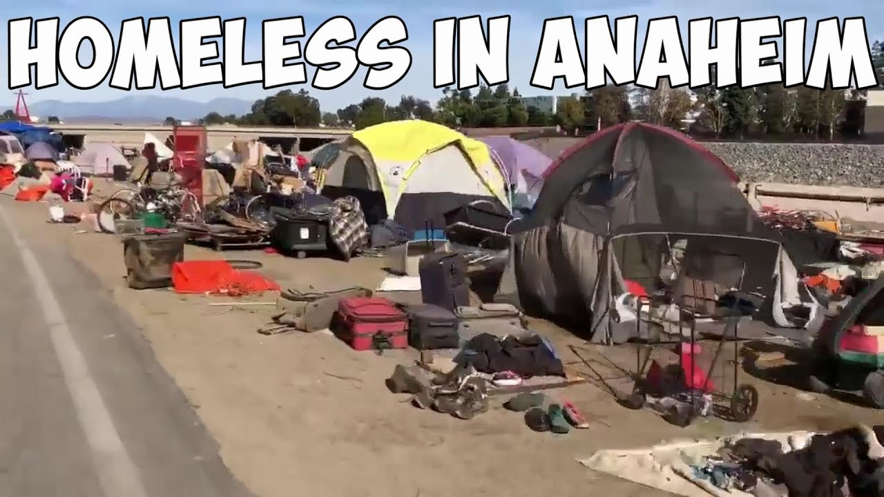 Trumpworld: Google Earth Scrubs Massive Homeless City in California (video)