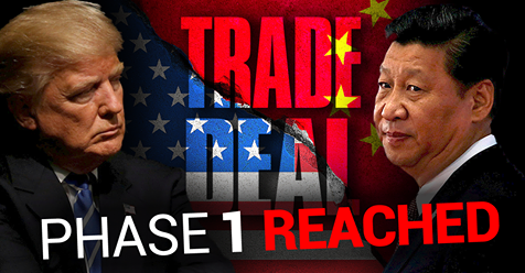 US and China reach phase one trade deal: source