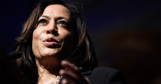 Kamala Harris drops out of presidential race.