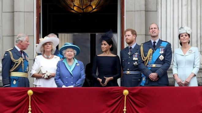 Queen and Prince Harry to hold talks over Sussexes' future