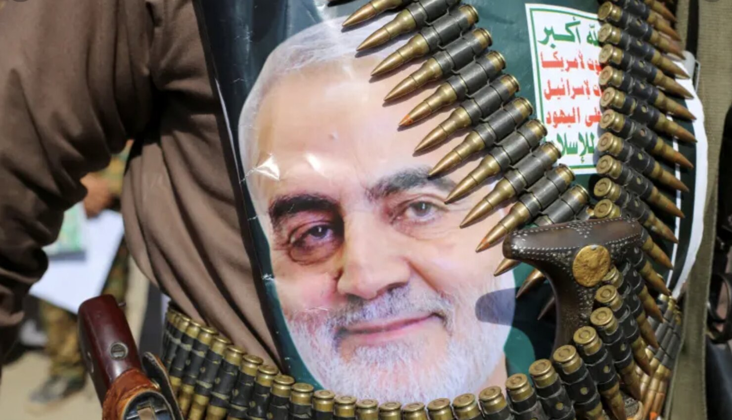 Report claims informants in Iraq, Syria helped US kill Iran's Soleimani