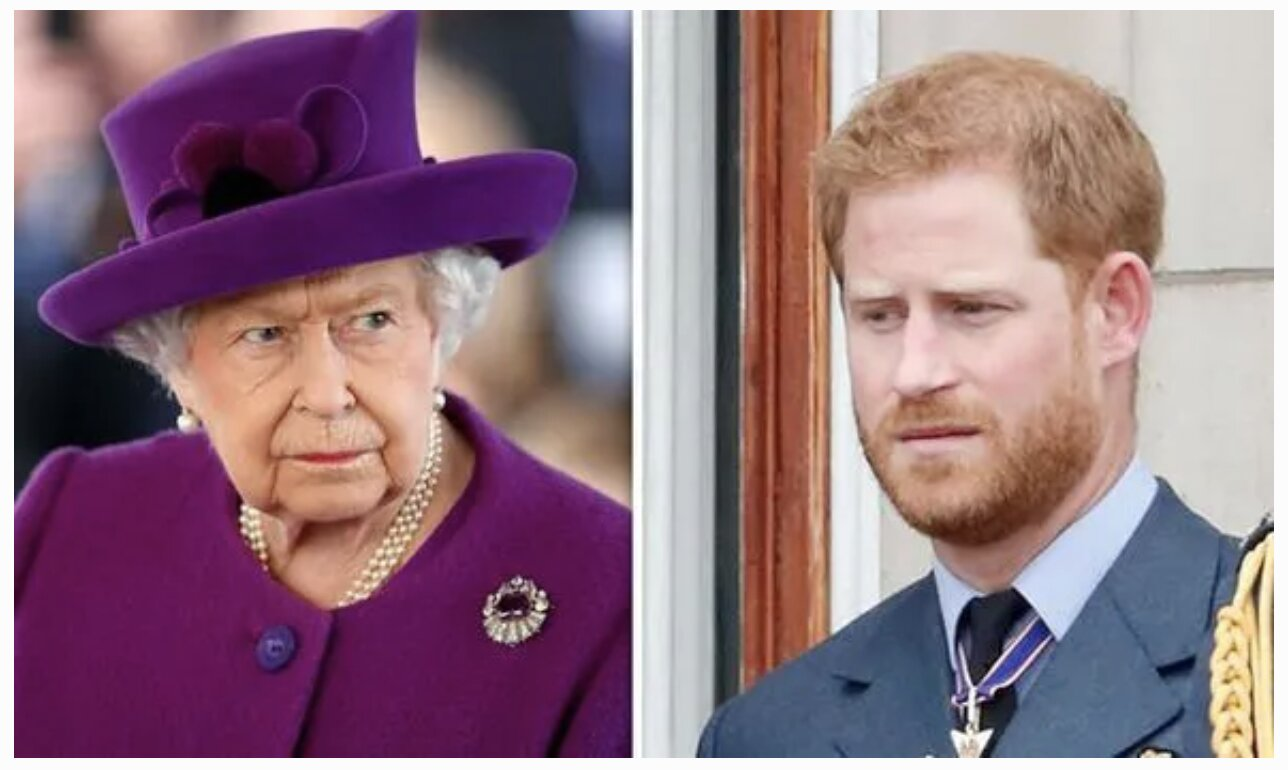 Queen Fears Prince Harry May Go Public With Damaging Accusations About Royal Family